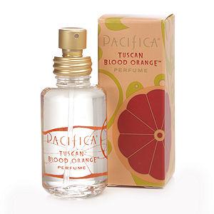 Pacifica Spray Perfume, Tuscan Blood Orange, 1 fl oz