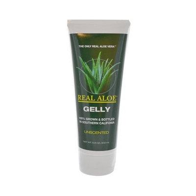 Real Aloe Aloe Vera Gelly Unscented 8 oz (230 ml) Gel