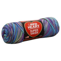 Coats: Yarn Red Heart Super Saver Yarn-Monet