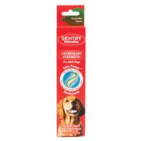 Sentry SENTRYA PetrodexA Veterinary Strength Twin Power Adult Dog Toothpaste