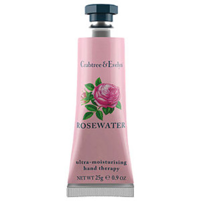 Crabtree & Evelyn Hand Therapy, Rosewater, 1.7 oz