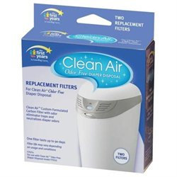 The First Years Clean Air Diaper Pail Filters