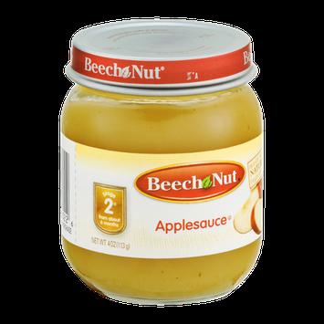 Beech Nut Applesauce Stage 2