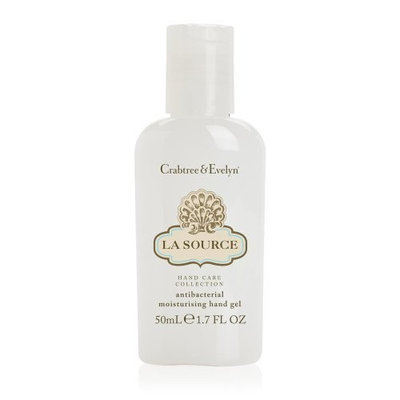 Crabtree & Evelyn La Source Antibacterial Moisturising Hand Gel - Travel