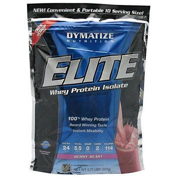 Dymatize Nutrition Elite Shake, Casein Cinnamon Bun, 4 Pound
