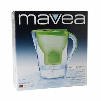 MAVEA Marella Kompakt Pitcher, Green, 1 ea