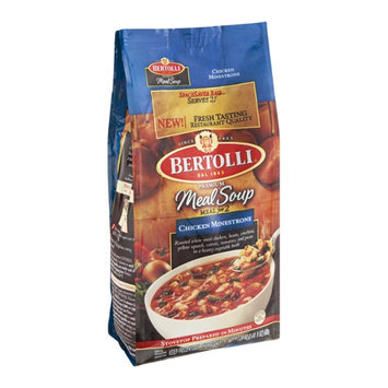 Bertolli Meal Soup Meal for 2 Chicken Minestrone