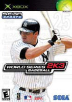 Sega World Series Baseball 2K3