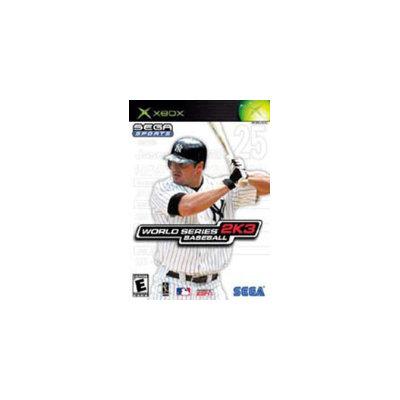 Sega World Series Baseball 2K3