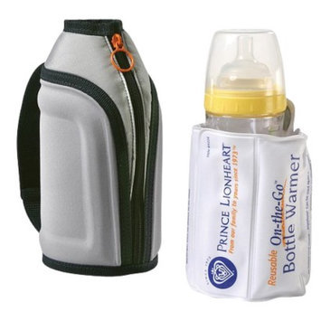 Prince Lionheart Reusable On-the-Go Bottle Warmer