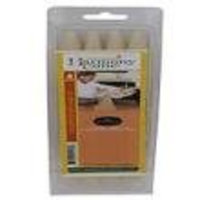 Harmony Candles Unscented Harmony Ear Candles, 4-pk