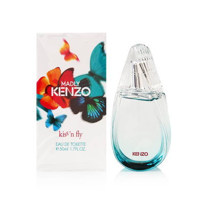 Kenzo Madly Kiss'n Fly for Women