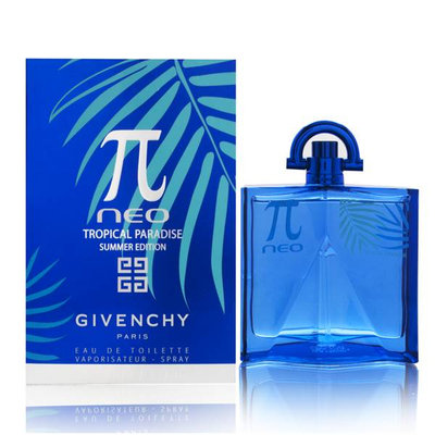 Givenchy 'Pi Neo Tropical Paradise' Men's 3.3-ounce Eau de Toilette Spray