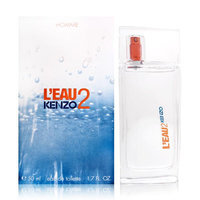 L'EAU 2 KENZO by Kenzo EDT SPRAY 1.7 OZ for MEN