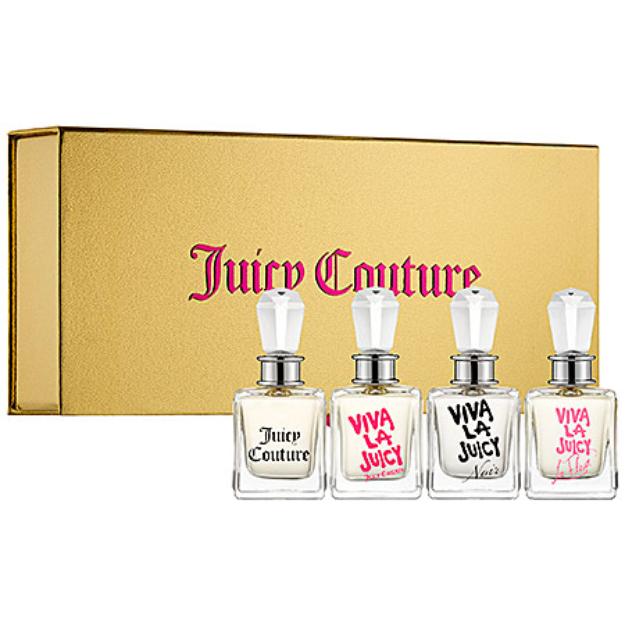 Juicy Couture Deluxe Mini Coffret