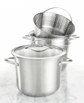 Calphalon 8-qt. Stainless Steel Contemporary Stainless Multi-Pot
