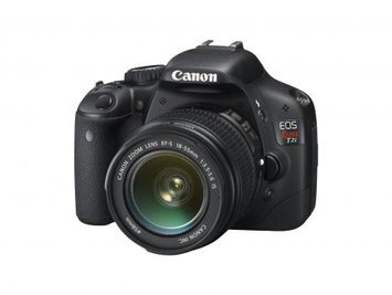 Canon EOS Rebel T2i