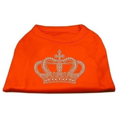 Ahi Rhinestone Crown Shirts Orange Lg (14)
