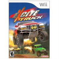 Nintendo Excite Truck - Racing Game Retail - Wii
