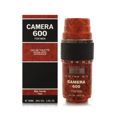 Camera 600 by Max Deville for Men