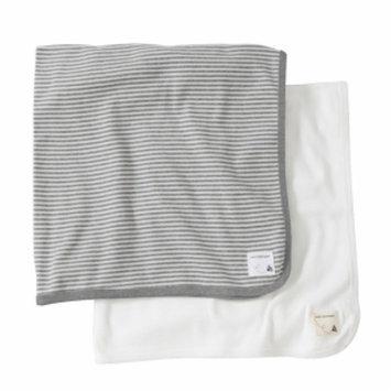 Burt's Bees 2-pk. Baby Blankets
