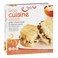 Lean Cuisine Culinary Collection Philly-Style Steak & Cheese Panini