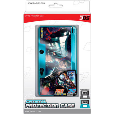 Interworks 3DS Crystal Protection Case (3DS)