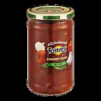 Tostitios All Natural Chunky Salsa Mild