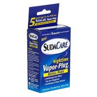 SudaCare Children's Nighttime Vapor-Plug Refill Pads, 5 refill pads (Pack of 4)