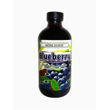 Natural Sources Drink Concentrate Blueberry 8 fl oz