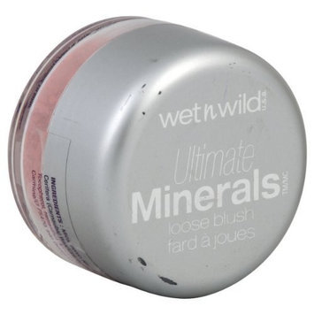 Wet n Wild Wet 'n' Wild Ultimate Minerals Loose Blush, Purely Mauve 164