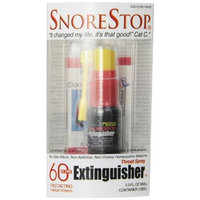 Snorestop Extinguisher, 0.3-Ounce Tubes (Pack of 2)