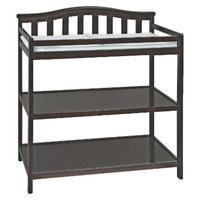 Childcraft Arch Top Changing Table - Jamocha