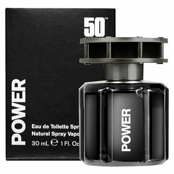 50 Cent Men's Power by  Eau de Toilette - 1 oz