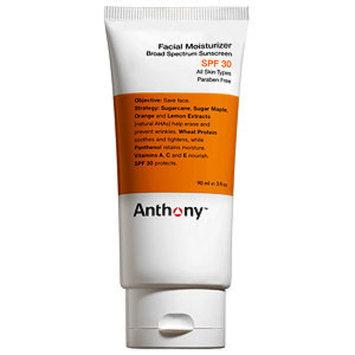 Anthony Logistics For Men Anthony Logistics for Men Facial Moisturizer SPF 30, 3 oz