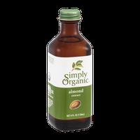 Simply Organic Almond Extract