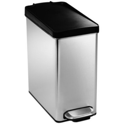 simplehuman Profile Step Trash Can