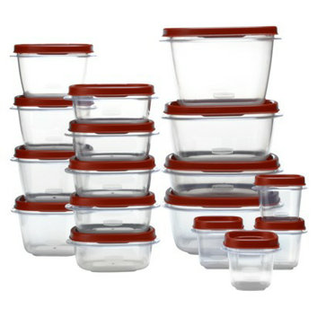 Rubbermaid Easy Find Lids Set