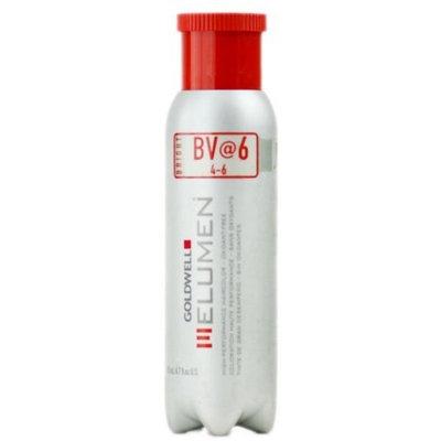 Goldwell Elumen High-Performance Haircolor - Oxidant-Free Bright BV@6 4-6