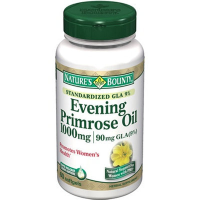 Nature's Bounty Evening Primrose Oil 1000mg