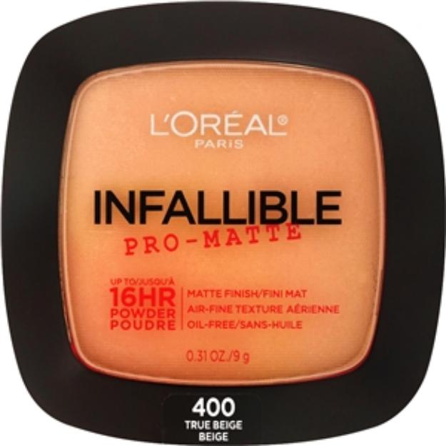 L'Oréal Paris Infallible Pro-Matte Powder Foundation