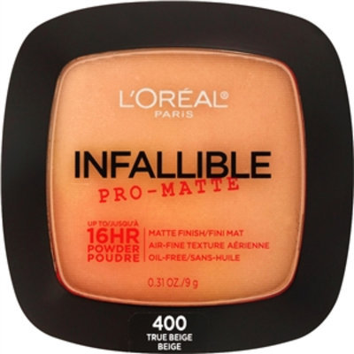 L'Oréal Paris Infallible Pro-Matte Powder Foundation