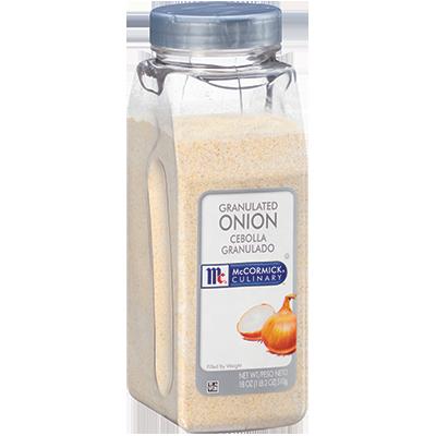 McCormick Culinary® Onion, Granulated