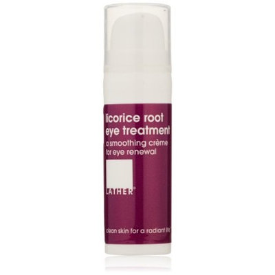 Lather HER Licorice Root Eye Treatment, 0.5-Ounce Jar