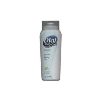 Dial Daily Care Cucumber & Yogurt Moisturizing Bod