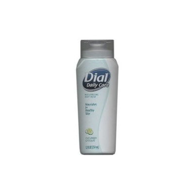 Dial Daily Care Cucumber & Yogurt Moisturizing Bod