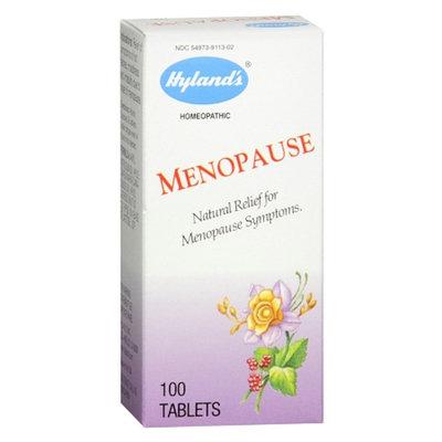 Hyland's Menopause Tablets