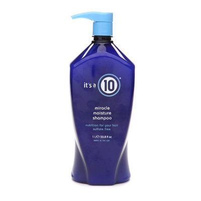 It's a 10 Miracle Moisture Shampoo