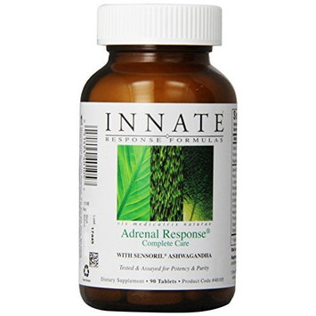 Innate Response - Adrenal Response Complete Care 90 Count - Our most comprehensive adrenal support formula to support a healthy stress response