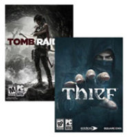 Crystal Dynamics, Inc. Tomb Raider + Thief